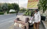 ماجرای پیرمرد هندوانهفروشی که ستاره فضای مجازی شد