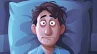 علت اختلال خواب + درمان