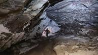 هرمزگان  |   مسیر اتصال ۲ دهانه از گنبد نمکی قشم کشف شد