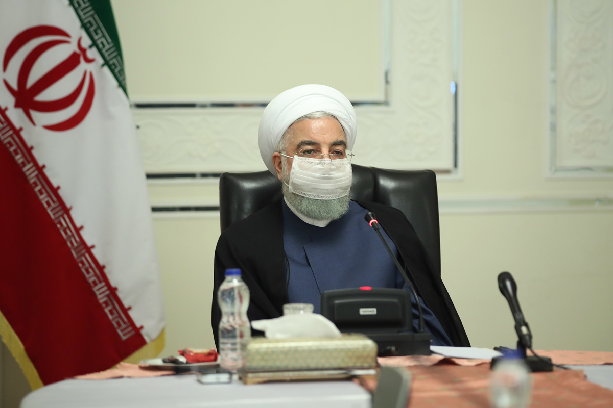 روحانی:  تهیه تامین و ساخت یک واکسن مطمئن  جزء اهداف دولت است
