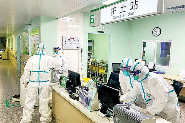 حمله ویروس مرگبار کرونا به جهان