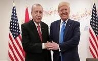 ترامپ به دنبال احیای روابطش با ترکیه برای طرد ایران