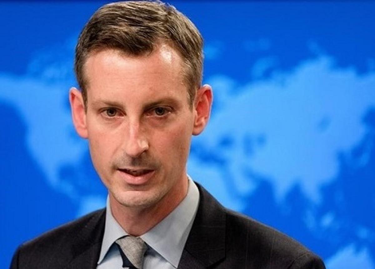 آمریکا آمادگی خود را برای دیدار با مقامات ایران اعلام کرد| آمریکا: دولت حاضر است با مقامات ایران تعامل کند