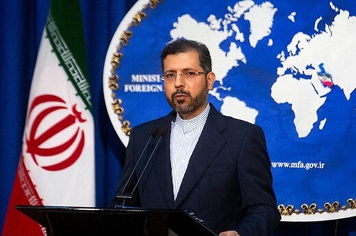 ابراز همدردی سخنگوی وزارت خارجه با ملت و دولت عراق