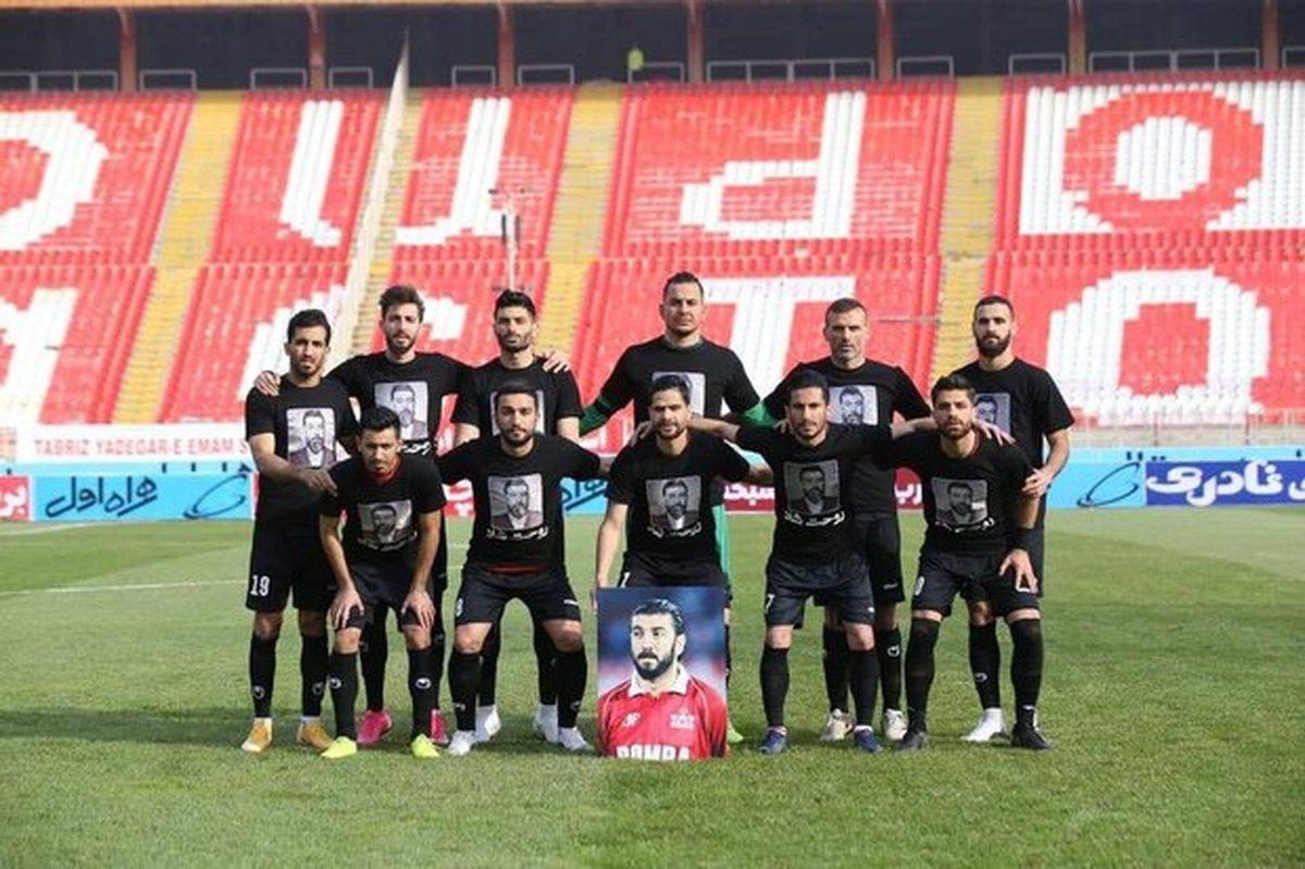 AFC: پیروزی حیاتی پرسپولیس با گل جلال حسینی در هفته تراژیک ایران
