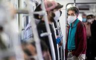 از فردا سخت گیریهای بیشتری برای استفاده شهروندان از ماسک در مترو و اتوبوس انجام خواهد شد.