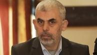 غزه     یحیی السنوار در سمت خود باقی میماند