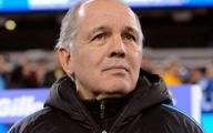 سرمربی تیم ملی آرژانتین در جام جهانی ۲۰۱۴ درگذشت