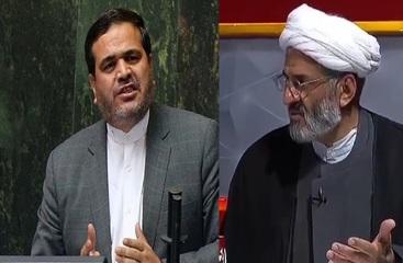 روزنامه جمهوری اسلامی  |   وقتی آن عمامه به سر، به رئیسجمهور توهین میکند، این نماینده هم به سرباز سیلی میزند