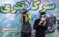 مامورنماهای اخاذ در بازار تهران به دام افتادند