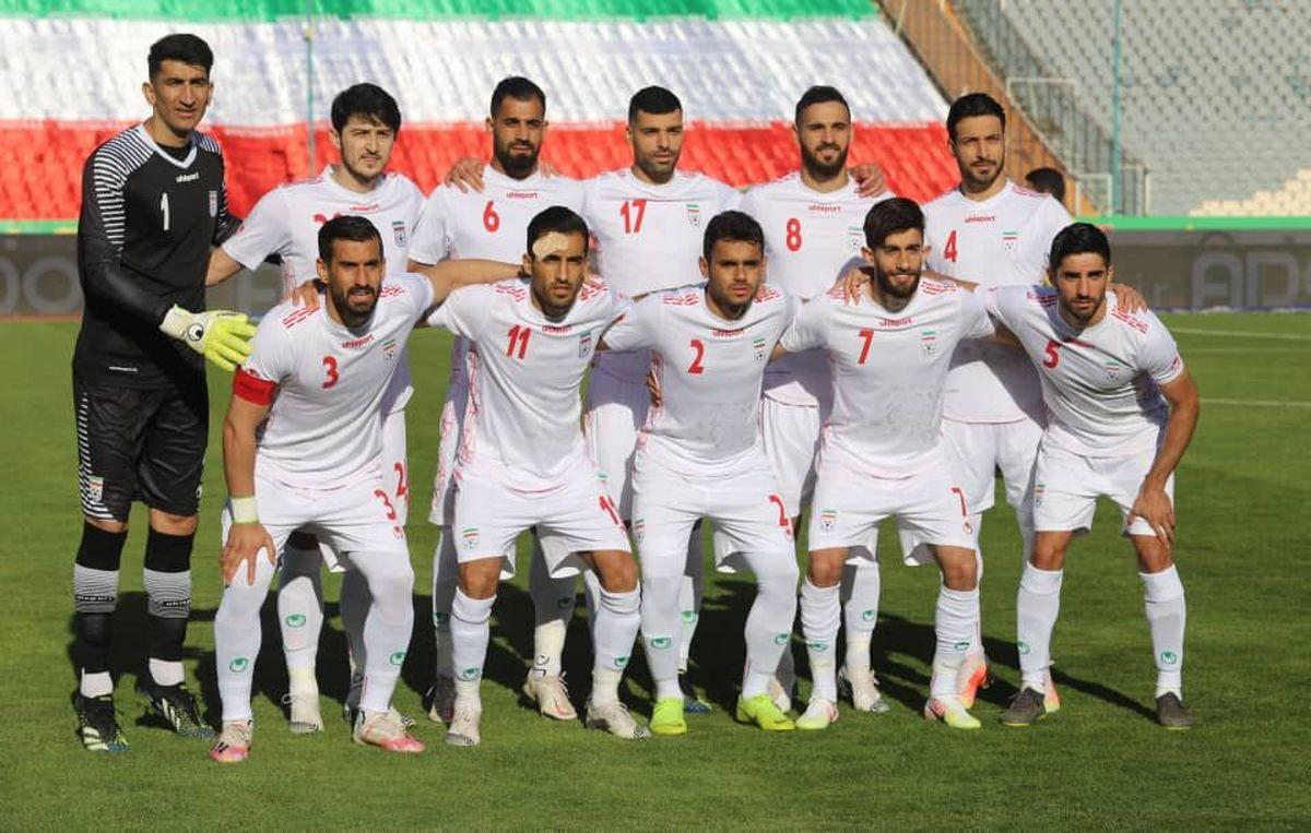 ترکیب تیم ملی ایران مقابل بحرین مشخص شد
