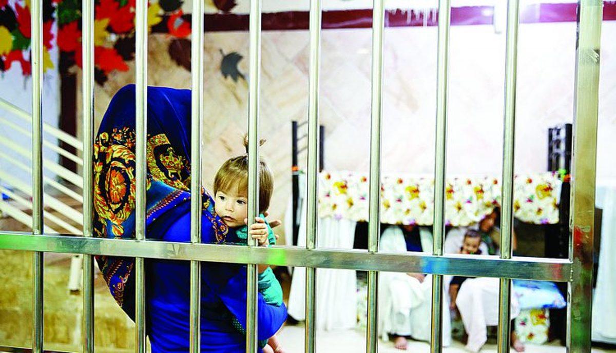 چالش زندان بدون زندانی