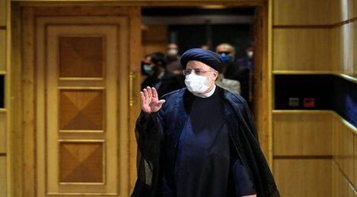 نخستین تصویر از علامت رسمی ستاد انتخاباتی رئیسی منتشر شد