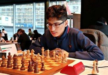شطرنجباز ایرانی پناهنده فرانسه میشود؟