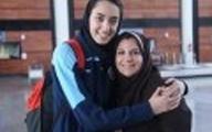 بیخبری فدراسیون تکواندو از وضعیت کیمیا علیزاده