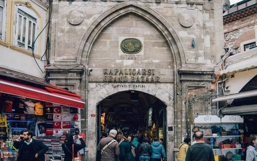 قدیمی ترین مرکز خرید جهان در ترکیه
