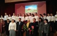مدرسه 200 قلب زبان فارسی در ایروان