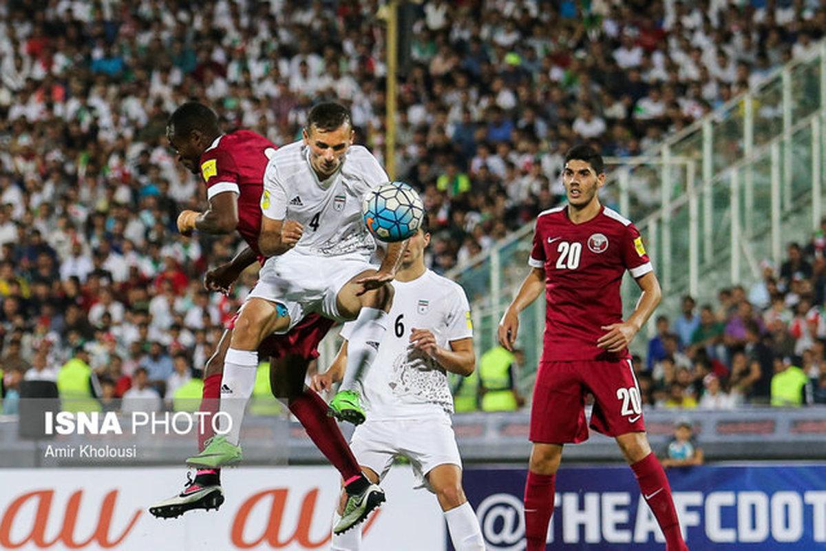 """ایران تنها تیم """"بدون گل خورده"""" در انتخابی جام جهانی 2018"""