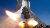 ترکهای برج آزادی به خاطر شلیکهای لحظه سال تحویل است یا حوادث ۵۰ سال گذشته؟