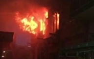 آتش پالایشگاه آبادان مهار شد