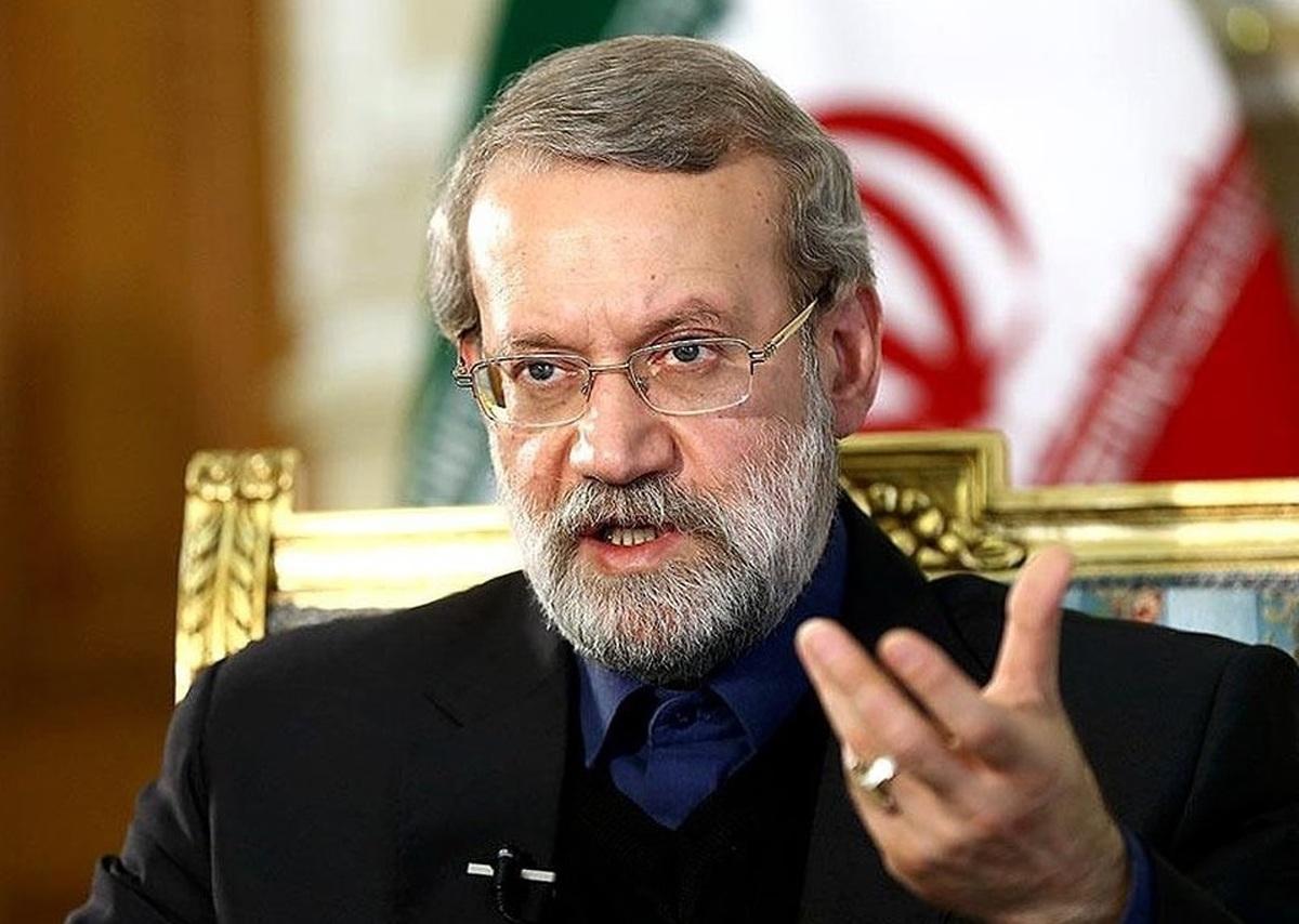 علی لاریجانی: نباید مایوس شد| جواب قانع کننده علی لاریجانی به یک کاربر توئیتر
