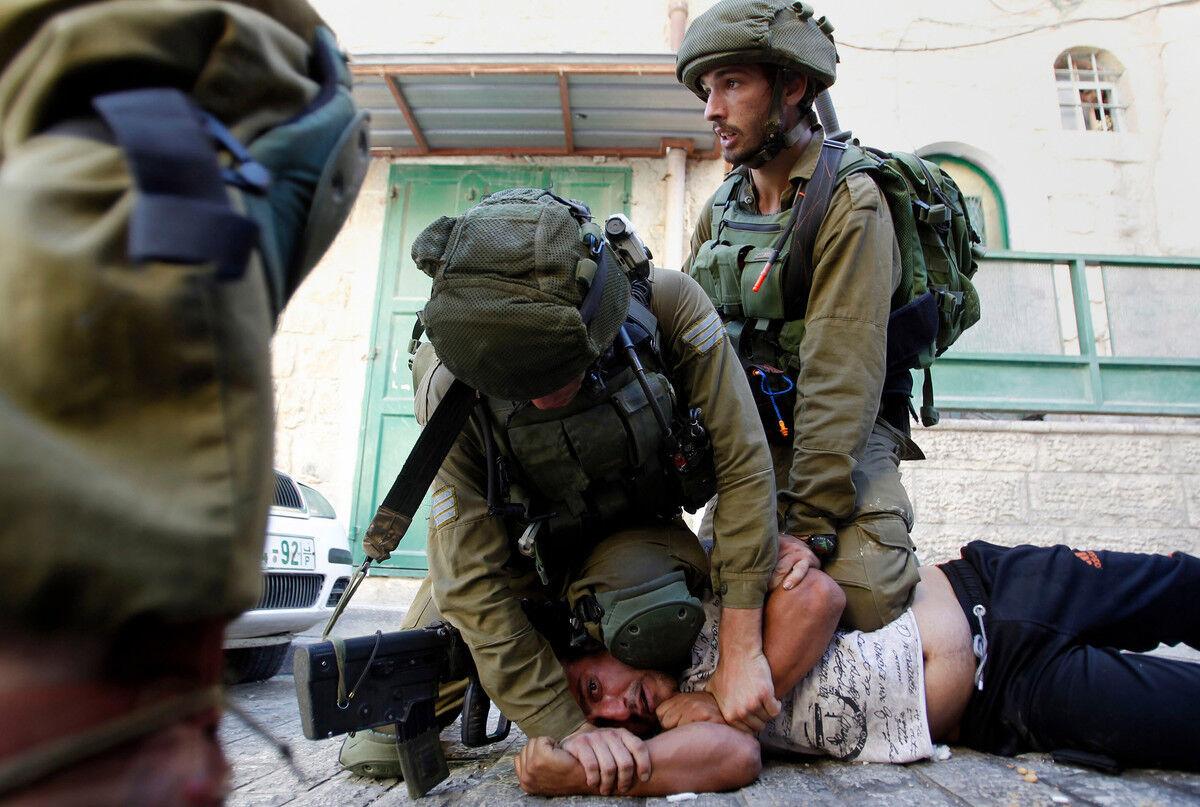 ۲۰ فلسطینی در یورش نظامیان صهیونیست به کرانه باختری دستگیر شدند