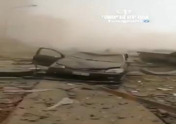 آخرین اخبار از انفجار بیروت + ویدیو