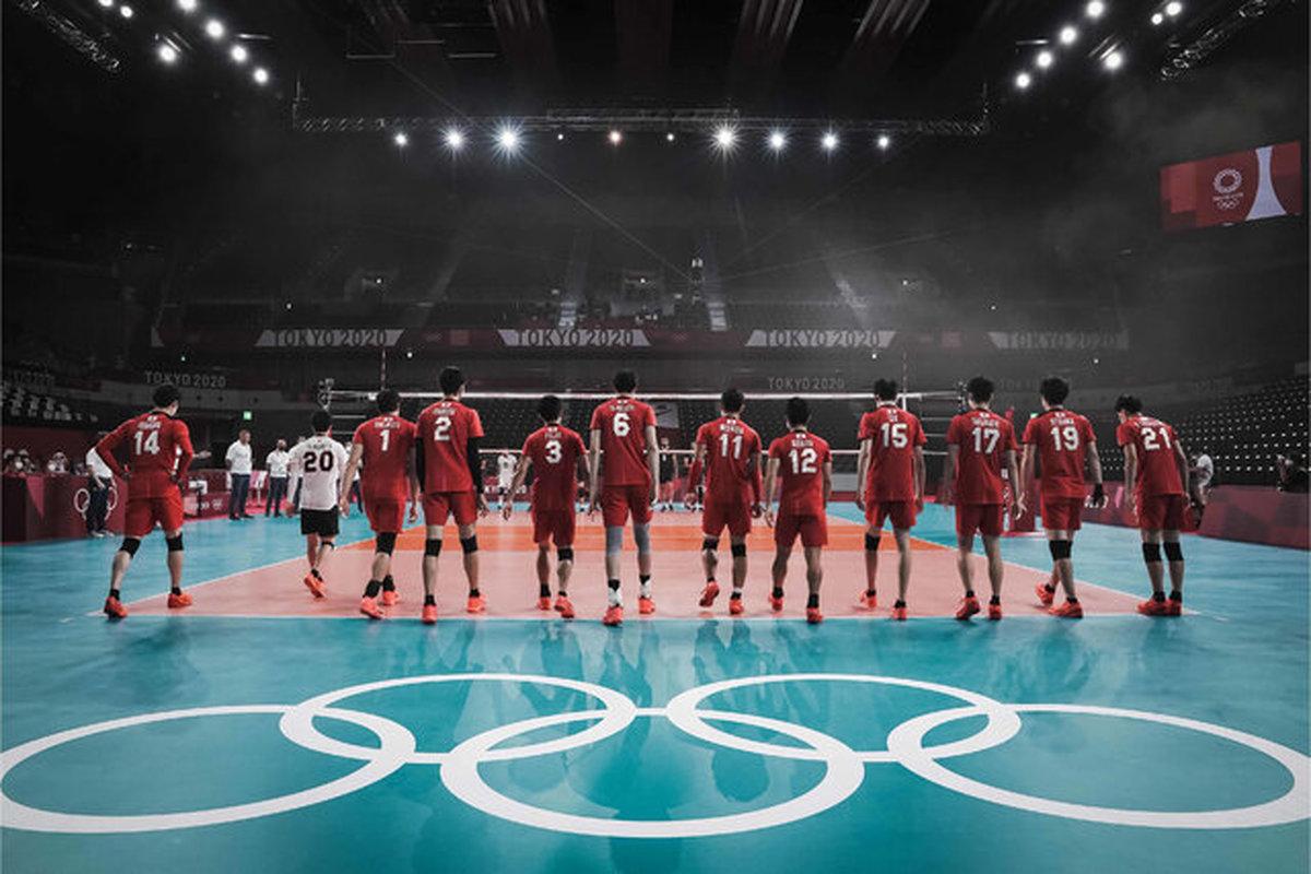 فینالیستهای والیبال المپیک اعلام شدند