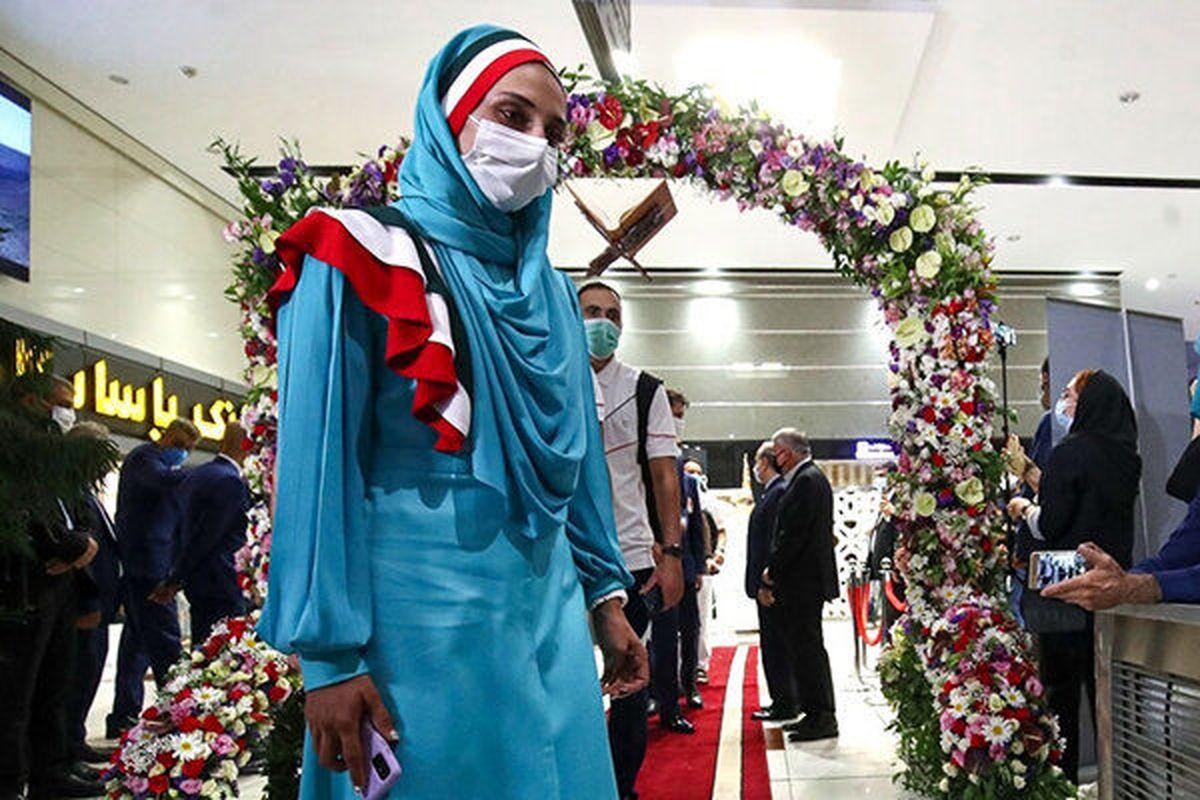 کاروان ورزشی ایران در رده بیست و هفتم قرار گرفت +تصاویر