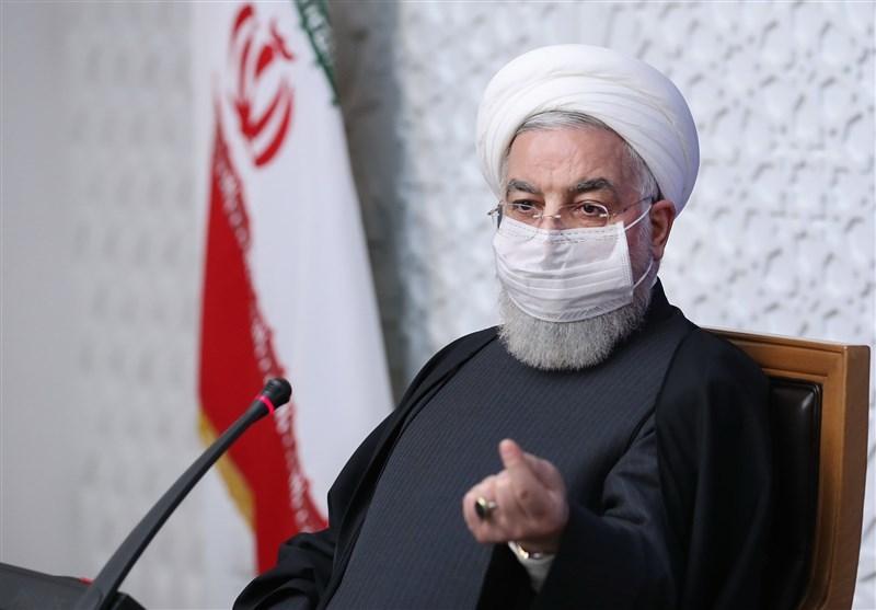 روحانی: تغییر در قوانین عادی و دائمی بودجه بهصلاح نظام اقتصادی و اداری کشور نیست